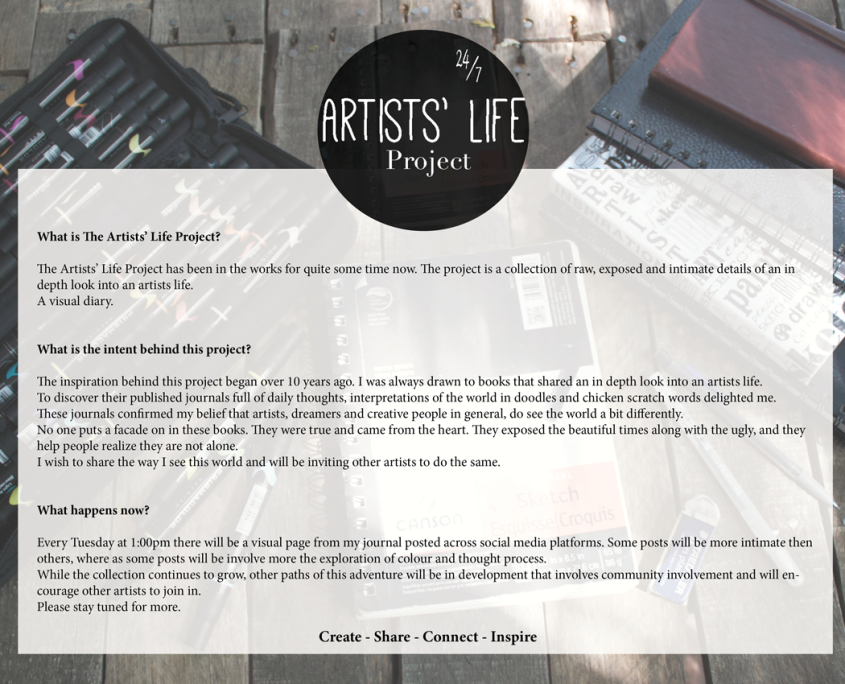 WhatisArtistsLifeProject