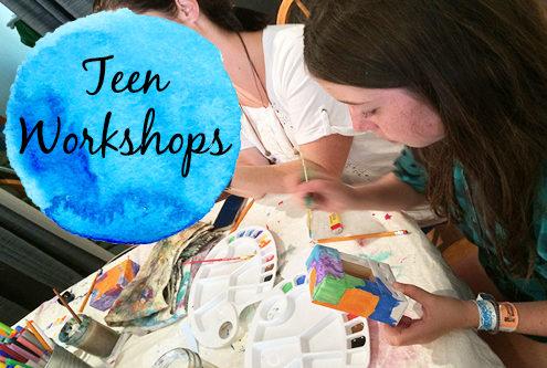 teenworkshops